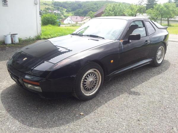 porsche 944 turbo targa schwarz in heilbronn porsche kaufen und verkaufen ber private. Black Bedroom Furniture Sets. Home Design Ideas