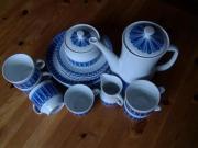 Porzellan-Kaffeeservice 1960er