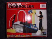 Power Farbroller Dynatec,