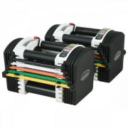 PowerBlock Sport 5.0 Hanteln/ Systemhanel 1 Paar, gebraucht gebraucht kaufen  Stahnsdorf