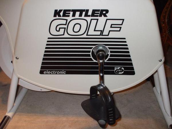 preissenkung kettler golf electronic 10 gang fitness. Black Bedroom Furniture Sets. Home Design Ideas
