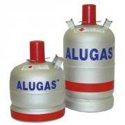 Propangas, Gasflasche Alu