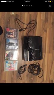 PS3 500gb+2