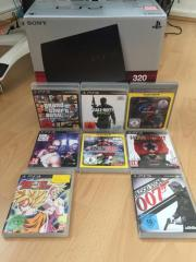 PS3 SLIM 320GB-