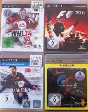 PS3 - Spiele, PlayStation