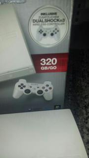 PS3 Weiß 320