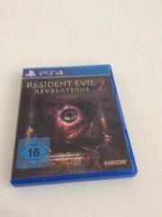 PS4 Spiel Resident