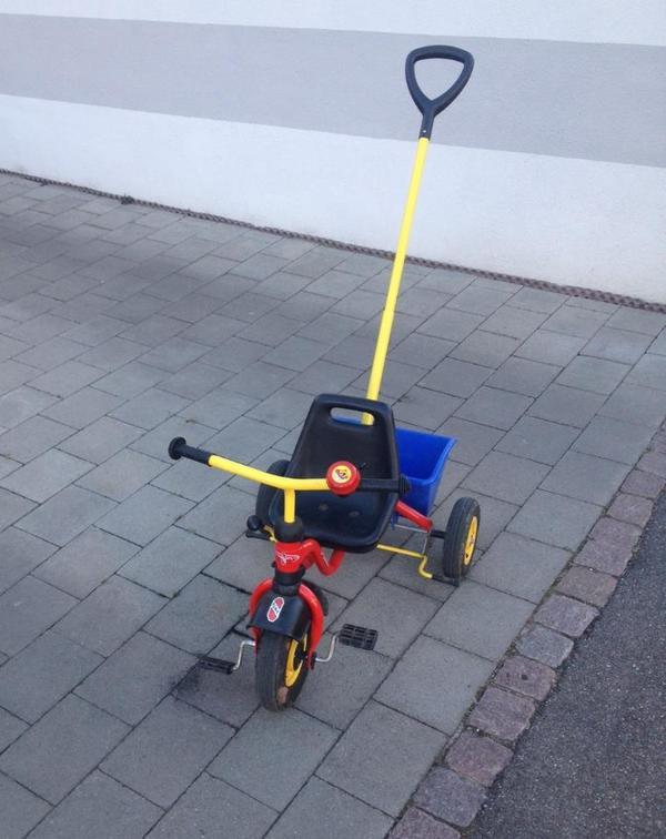 pucky dreirad in aidlingen kinderfahrzeuge kaufen und. Black Bedroom Furniture Sets. Home Design Ideas