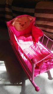 schaukelbett kinder baby spielzeug g nstige. Black Bedroom Furniture Sets. Home Design Ideas