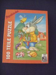Puzzle - Hase Motiv