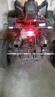Quad 300ccm Automatik