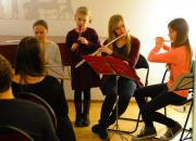 Querflöten- und Blockflötenunterricht