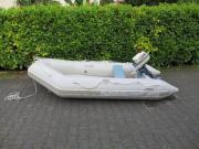 Quicksilver Schlauchboot 3