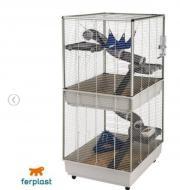 Ratten- oder Frettchenkäfig