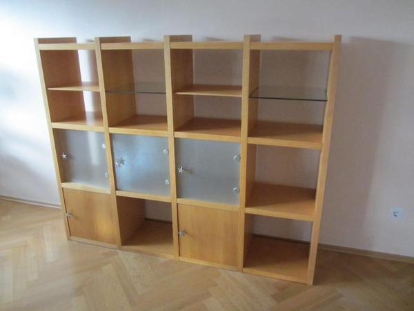 regal raumteiler neu und gebraucht kaufen bei. Black Bedroom Furniture Sets. Home Design Ideas