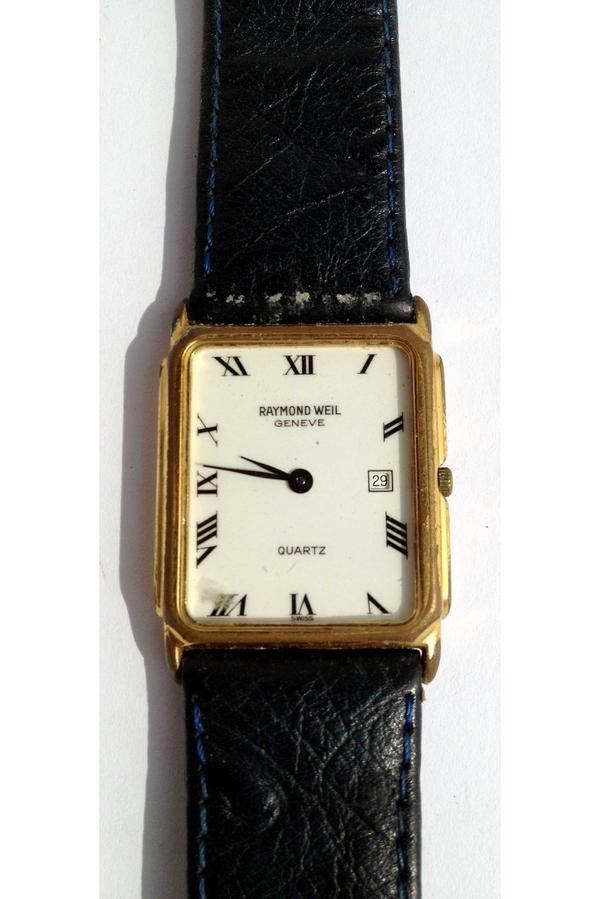raymond weil herren armbanduhr in m nchen uhren kaufen. Black Bedroom Furniture Sets. Home Design Ideas