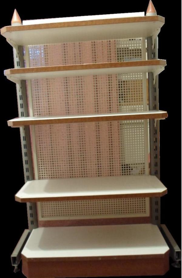 verkaufsregal neu und gebraucht kaufen bei. Black Bedroom Furniture Sets. Home Design Ideas