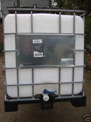 regenwassertank ibc kaufen gebraucht und g nstig. Black Bedroom Furniture Sets. Home Design Ideas