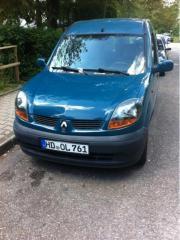 Renault kangoo Benziner