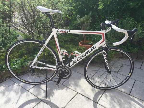 rennrad cucuma luar rahmen 59 60 in pforzheim mountain bikes bmx r der rennr der kaufen und. Black Bedroom Furniture Sets. Home Design Ideas