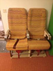 flugzeugsitze haushalt m bel gebraucht und neu kaufen. Black Bedroom Furniture Sets. Home Design Ideas