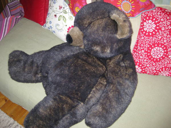 riesen teddyb r in f rstenfeldbruck sonstiges kinderspielzeug kaufen und verkaufen ber. Black Bedroom Furniture Sets. Home Design Ideas