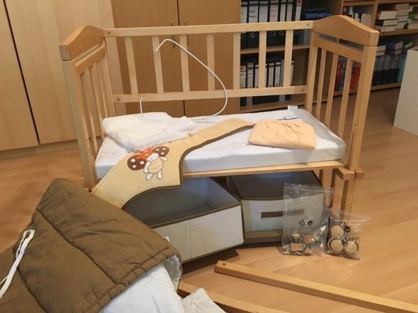 beistellbett roba neu und gebraucht kaufen bei. Black Bedroom Furniture Sets. Home Design Ideas