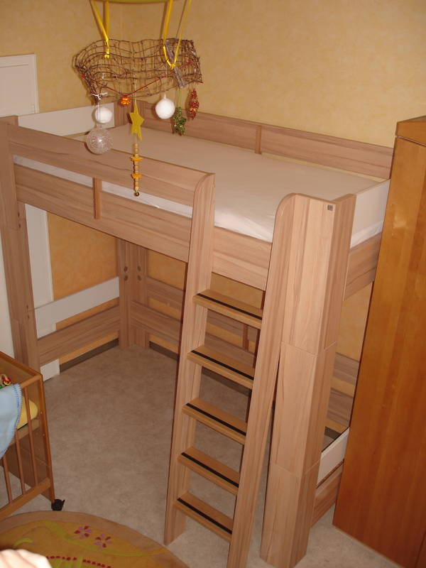 r hr hochbett 90 betten aus erlangen. Black Bedroom Furniture Sets. Home Design Ideas