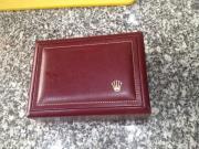 Rolex Uhrenbox Rot