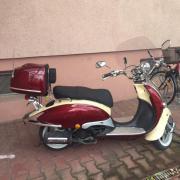 Roller 50ccm, Retro-