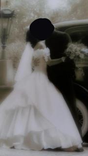 Romantisches Design-Brautkleid