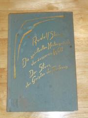 Rudolf Steiner: Buch