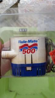 Rule Mate Bilgenpumpe