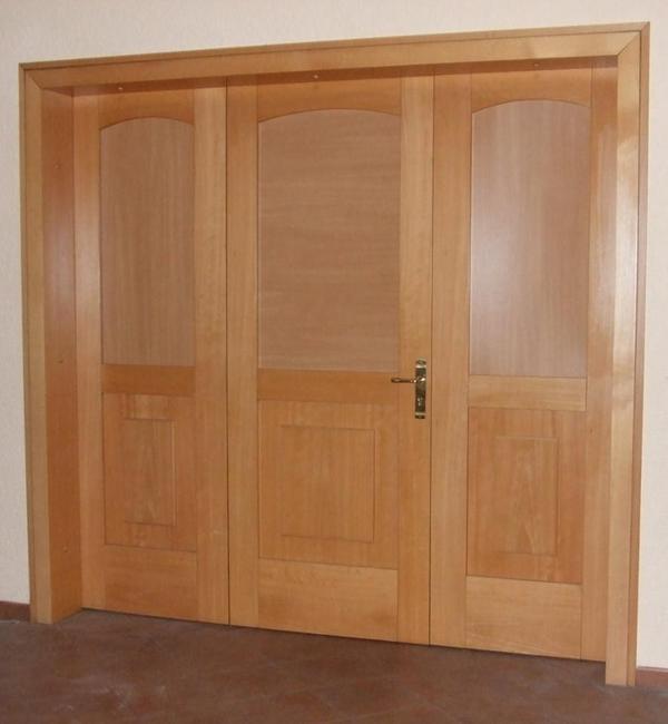 saalt r 3 fl gelig holzt r innent r zarge 2 35 x 2 20 gastst tte. Black Bedroom Furniture Sets. Home Design Ideas