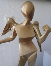 SALVADOR DALI - Kubistischer Engel Bronze Skulptur mit Zertifikat SALVADOR DALI - Kubistischer Engel Bronze Skulptur mit Zertifikat SALVADOR DALI * KUBISTISCHER ENGEL von 1987 KUBISTISCHER ENGEL von 1987 - ... 1.500,- D-14728Dickte Heute, 14:53 Uhr, Dickt - SALVADOR DALI - Kubistischer Engel Bronze Skulptur mit Zertifikat SALVADOR DALI - Kubistischer Engel Bronze Skulptur mit Zertifikat SALVADOR DALI * KUBISTISCHER ENGEL von 1987 KUBISTISCHER ENGEL von 1987 -