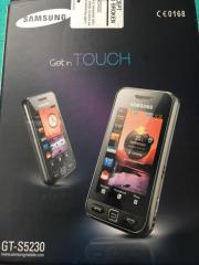 Samsung Smartphone Touch