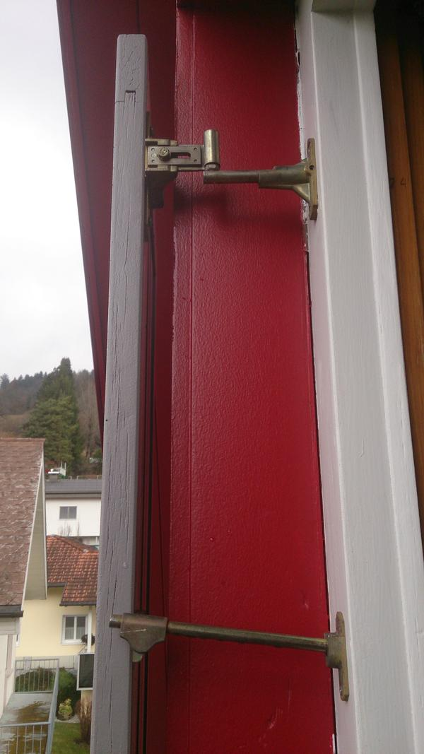Schanier F R Fensterladen In Bludesch Fenster