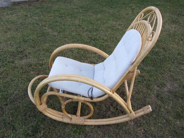 Schaukelstuhl auflage neu und gebraucht kaufen bei for Schaukelstuhl ohne kufen