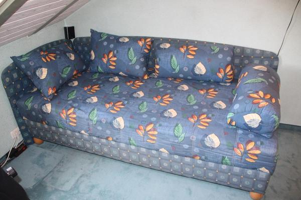 schlafsofa blau neu und gebraucht kaufen bei. Black Bedroom Furniture Sets. Home Design Ideas