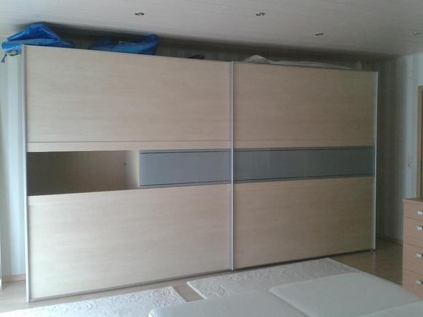 Schlafzimmerschrank 4m birke in germersheim schr nke for Schlafzimmerschrank 3 50 m breit