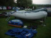 Schlauchboot Honwave T40