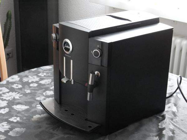 schn ppchen jura impressa c5 in mannheim kaffee. Black Bedroom Furniture Sets. Home Design Ideas