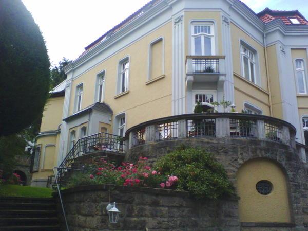 sch ne stadtvilla wohnung in goslar am steinberg