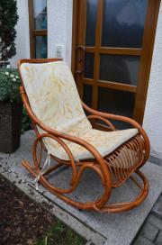 Bambus stuhl kaufen gebraucht und g nstig for Gebrauchter schaukelstuhl
