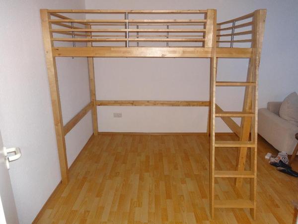 hochbetten neu und gebraucht kaufen bei. Black Bedroom Furniture Sets. Home Design Ideas