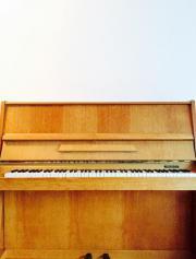 Schönes Klavier, sehr