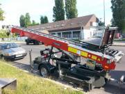 Schrägaufzug Möbelaufzug Dachdeckeraufzug