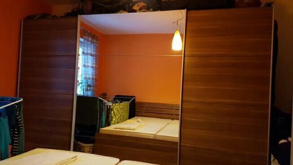 spiegel nussbaum gebraucht kaufen 3 st bis 60 g nstiger. Black Bedroom Furniture Sets. Home Design Ideas