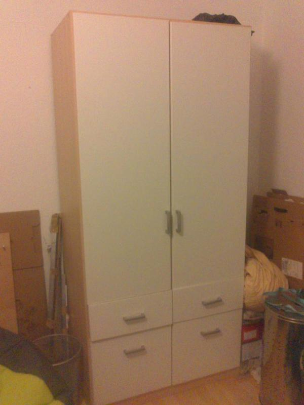200 schrank neu und gebraucht kaufen bei. Black Bedroom Furniture Sets. Home Design Ideas