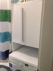 waschmaschinenschrank haushalt m bel gebraucht und neu kaufen. Black Bedroom Furniture Sets. Home Design Ideas